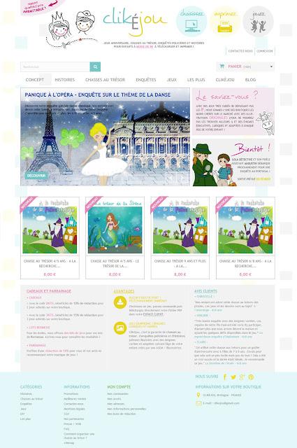 Boutique spécialisée dans les jeux pour enfants, pour les anniversaires, goûters, surprises, animation