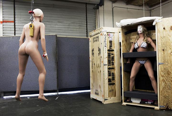 упаковка резиновых женщин
