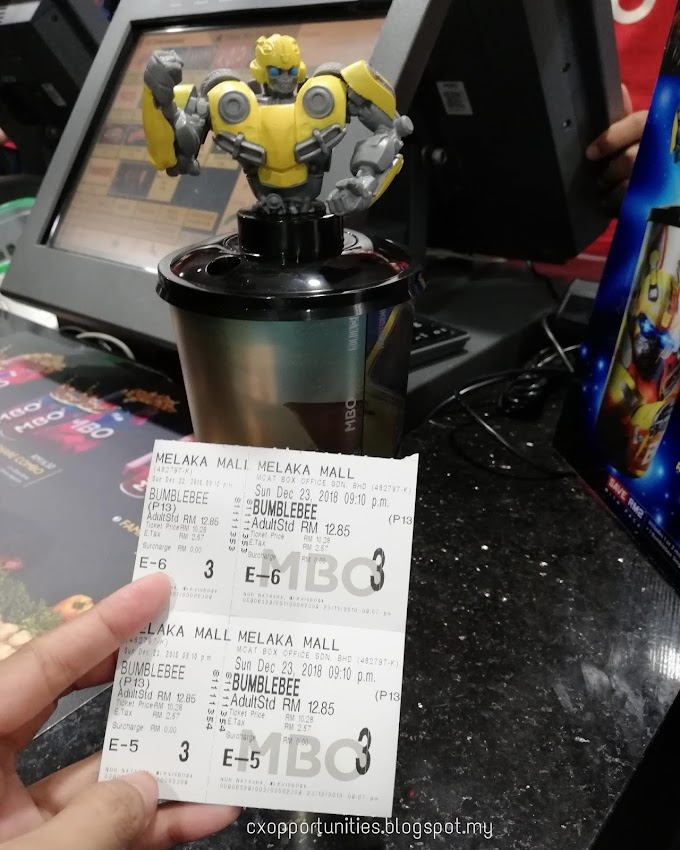 Personal Review: Bumblebee  [2018]