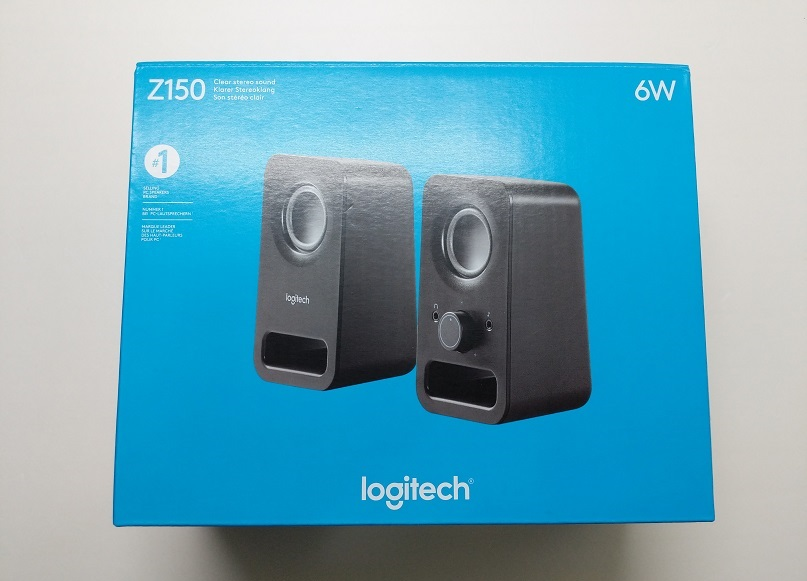 b460b519ac1 Unboxing of Logitech Z150 Stereo PC Speakers | Unboxing Treatment