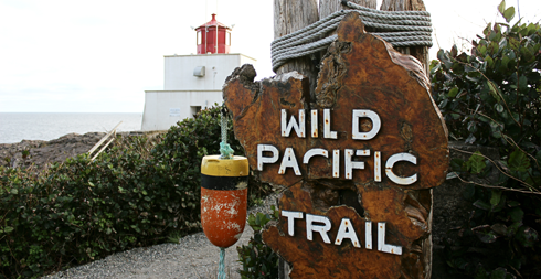 Wild Pacific Trail Ucluelet Vancouver Island