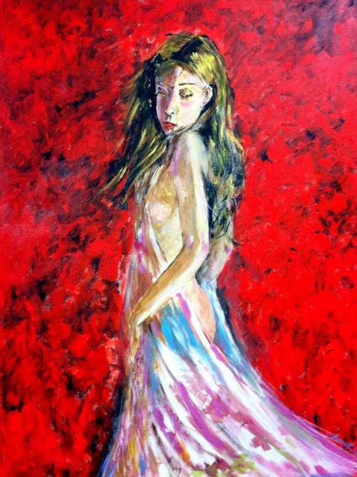 Постимпрессионизм, экспрессионизм и поп-арт. Clement Tsang