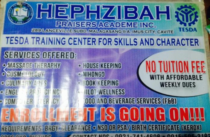 10 (No-Tuition FEE) Training Program (Batch 19)