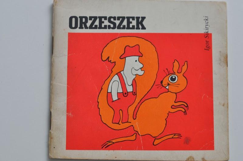 Ekologiczne Gryzienie Orzecha Orzeszek Igor Sikirycki