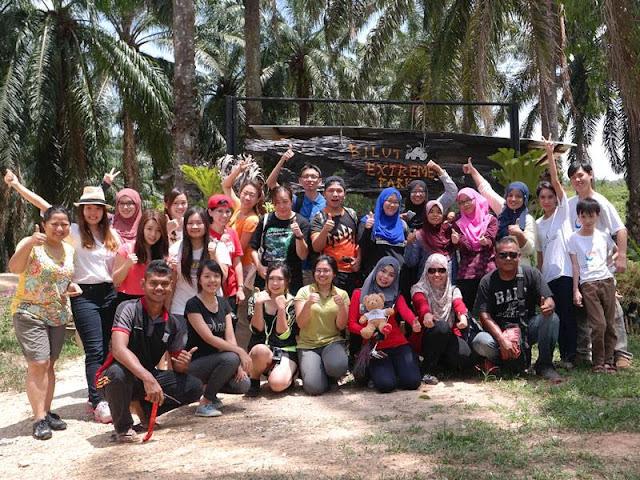 Bilut Extreme Park Bentong