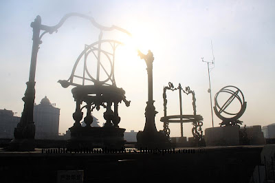 Astronomical instruments, Beijing Ancient Observatory