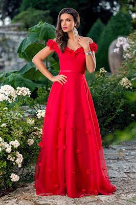 Vestidos de Gala para Señoras 2017