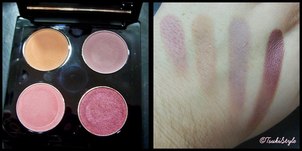 eyeshadow makeupgeek unexpected cupcake burlesque creme brule