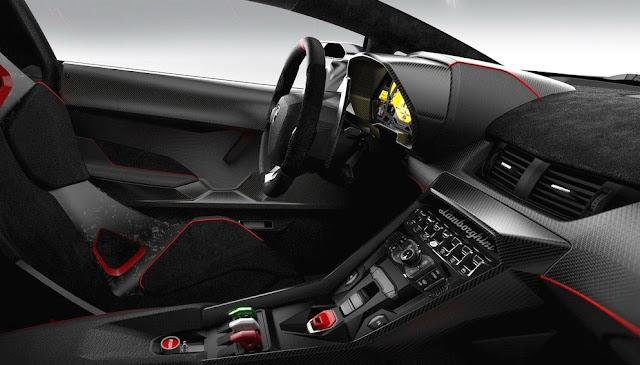 2016 Lamborghini Ankonian Interior