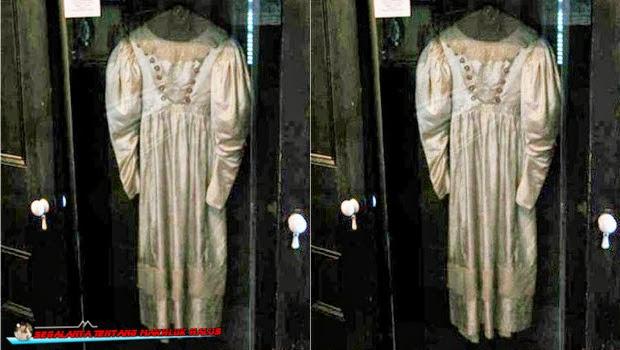 Legenda Gaun Pengantin Milik Anna Baker