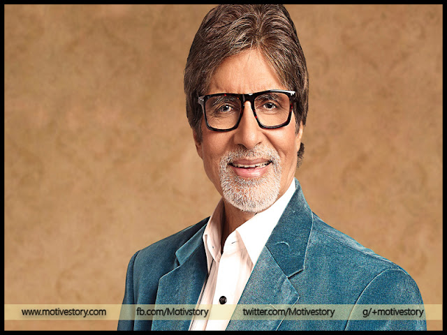 Amitabh Bachchan in Bollywood Richest Actors List, in motivational stories India Top 10 Highest Paid Actors