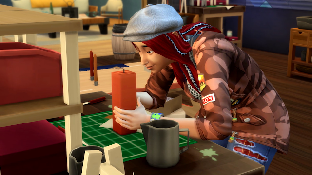 The Sims 4 Eco Lifestyle Gameplay