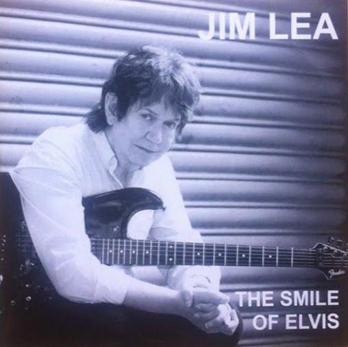 Jim Lea The smile of Elvis single