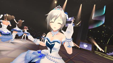 The Idolmaster Cinderella Girls game