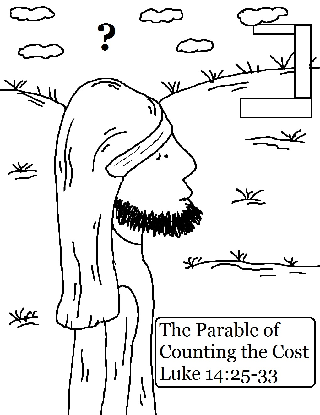 Church House Collection Blog: The Parable of Counting the