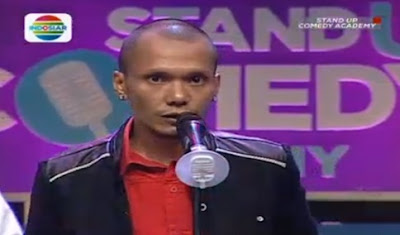 putra pattinama ambon stand up comedy academy indosiar