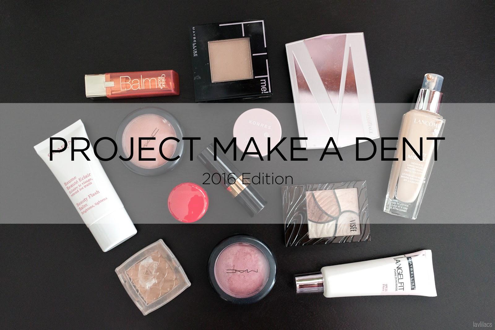 Project Make A Dent 2016