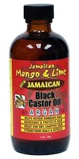 Jamaican Mango and Lime Argan Oil