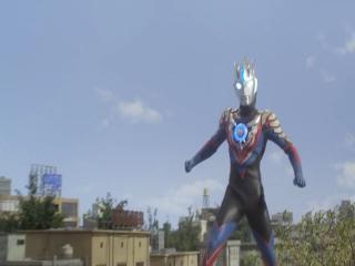 Ultraman Orb – Episódio 08