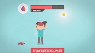 Penyebab Pingsan, Akibat Dari Stress, Pingsan Mengakibatkan Stress