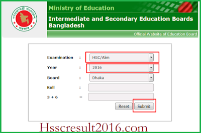 Check Result  Online educationboardresults gov bd