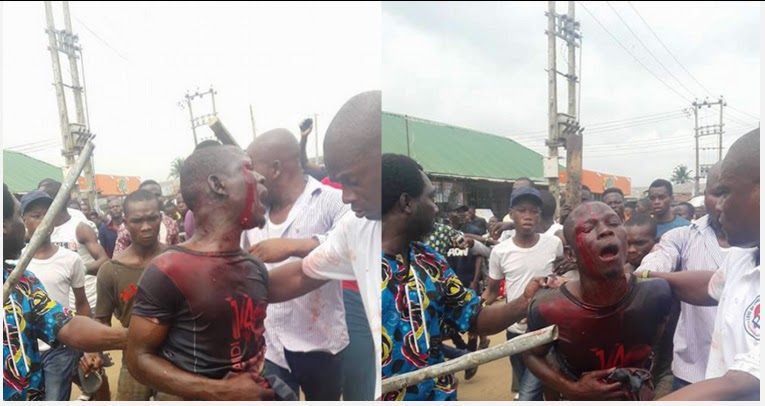 Nigeria Police saved alleged Badoo member from lynching