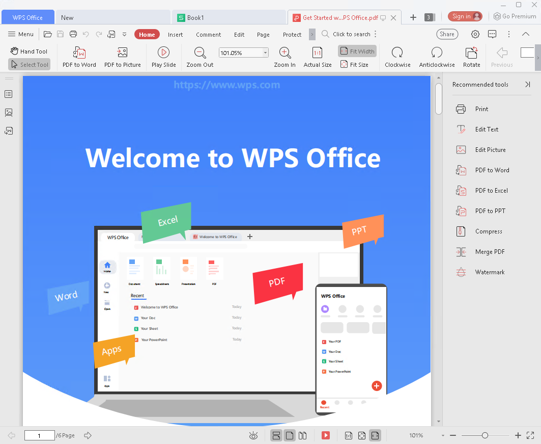 WPS Office 11.2.0.9148