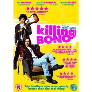 DVD de la pelicula Killing Bono