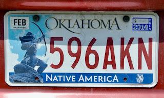 Oklahoma Native america
