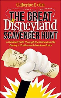 Book Showcase: The Great Disneyland Scavenger Hunt by Catherine F. Olen