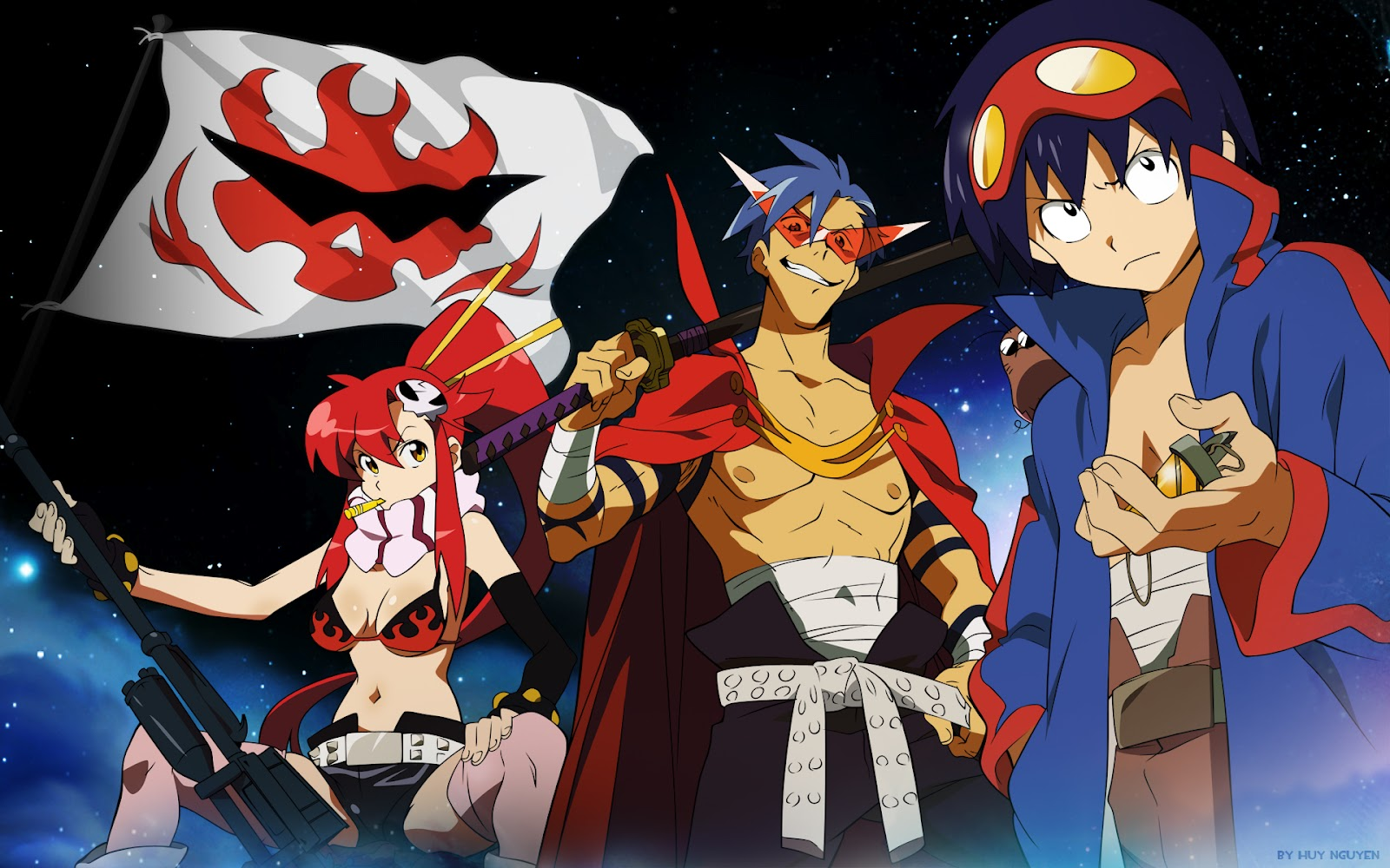 Chang's Palace: Gurren Lagann