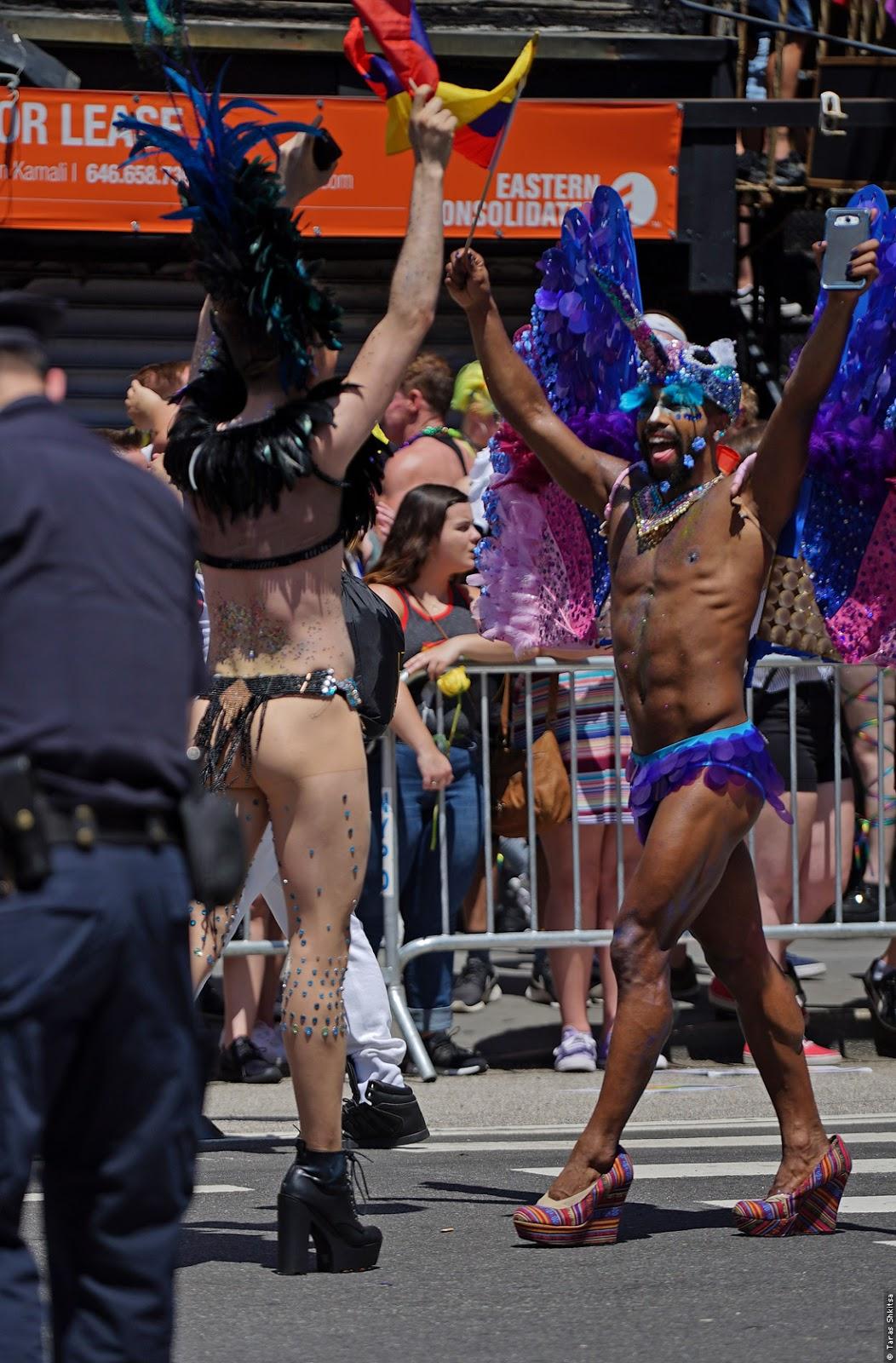 Transgender Pride Parade New York 2017