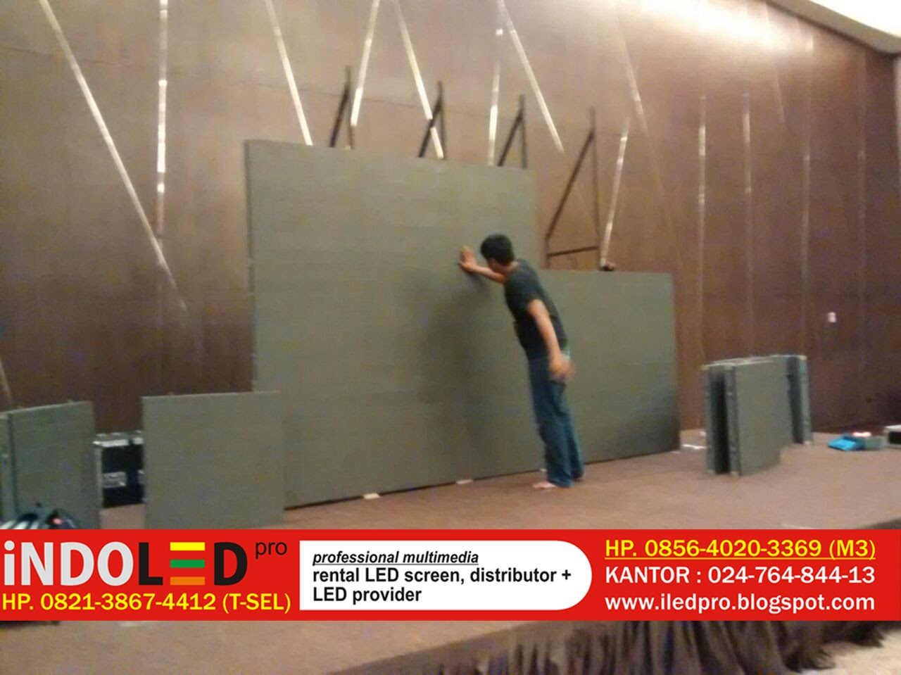 INDOLED PRO | Rental LED Screen Semarang