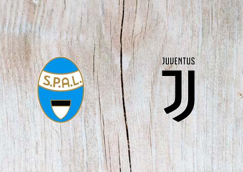 SPAL vs Juventus Full Match & Highlights 13 April 2019