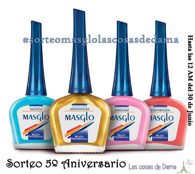 Sorteo 5º Aniversario - Colección Efímera de Masglo