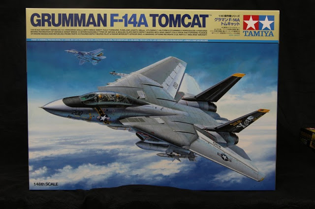 F-14A Tomcat Tamiya 1/48