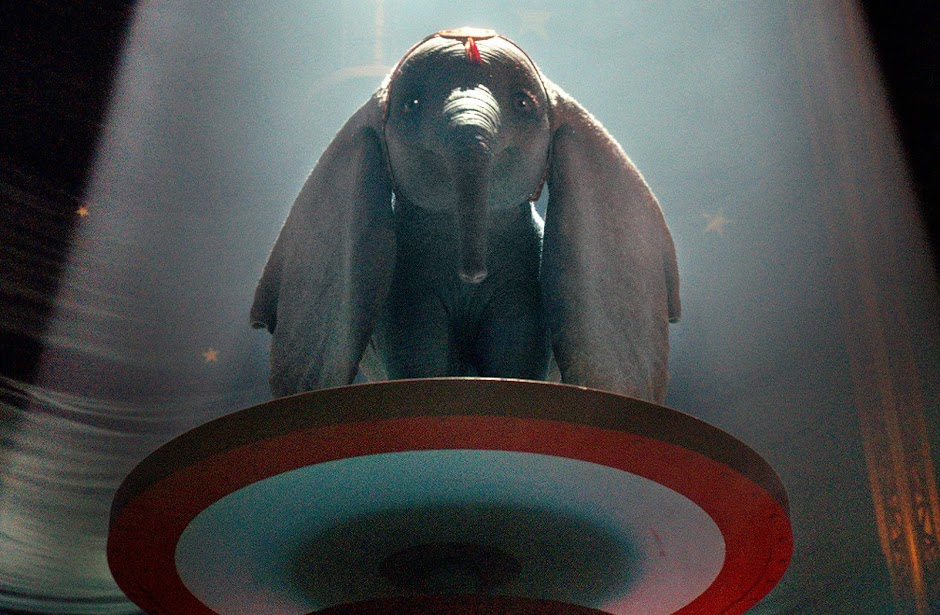 "Novo trailer de ""Dumbo"" é encantador"