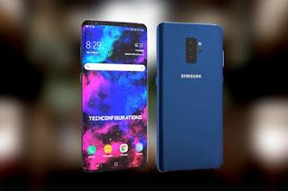 Upcoming Samsung Galaxy S10+
