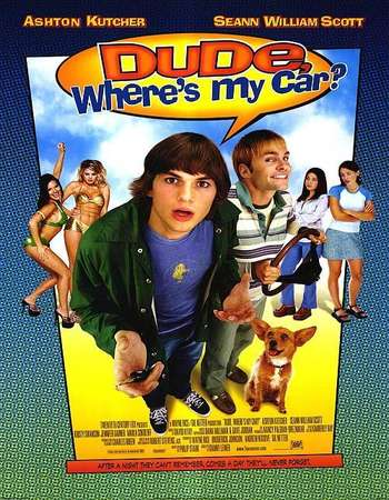 Dude Wheres My Dog 2014 Hindi Dual Audio Web-DL Full Movie Download