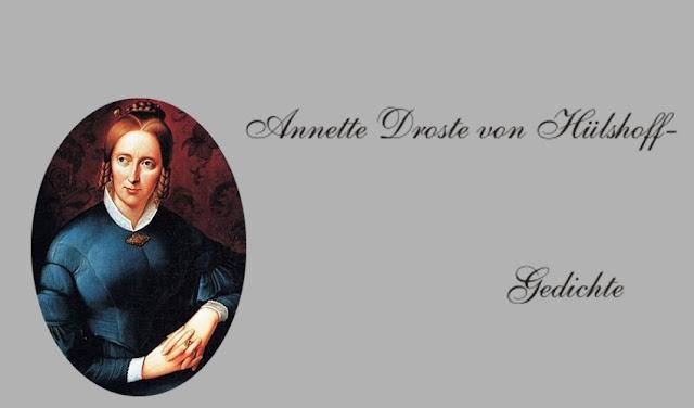 Anette Droste Hülshoff