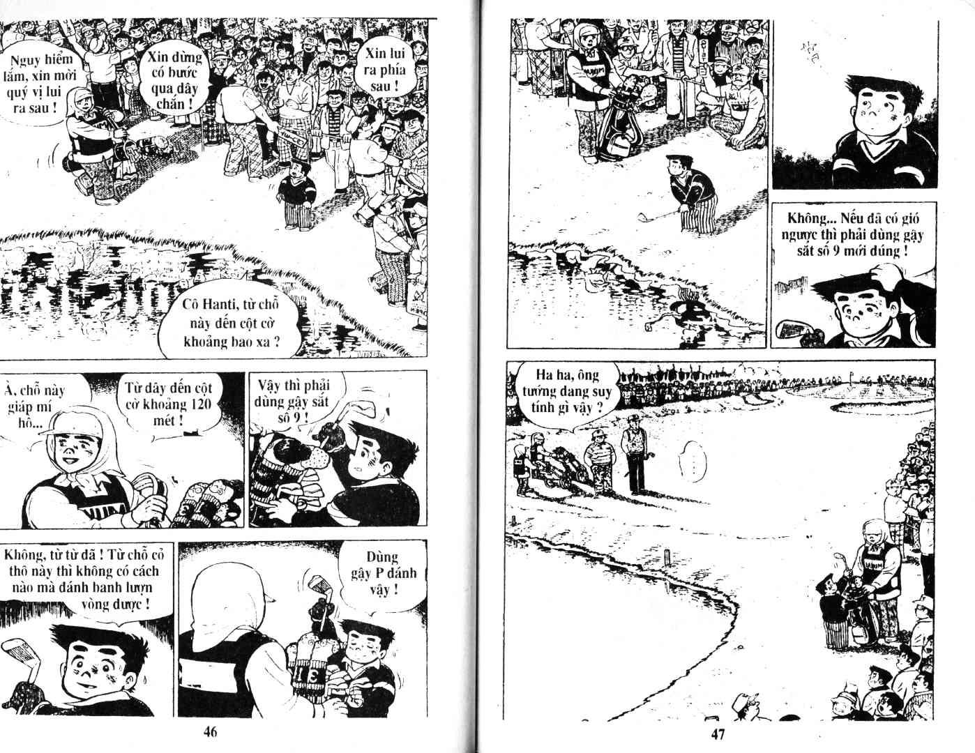 Ashita Tenki ni Naare chapter 38 trang 21