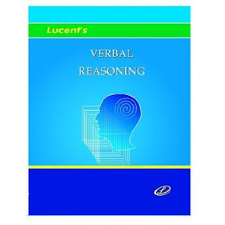 Lucent's Verbal Reasoning [English Medium, Latest Edition]