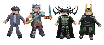 Thor: Ragnarok Marvel Minimates Box Set by Diamond Select Toys