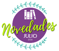 Novedades Editoriales Julio 2016