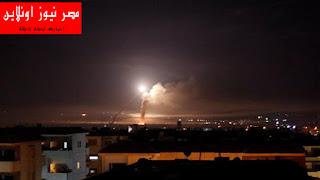 البحرين تدعم الضربات الإسرائيلية علي الأهداف العسكرية في سوريا