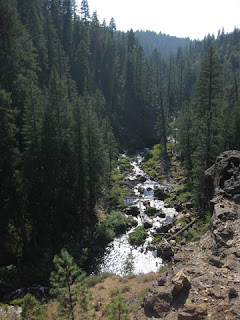 McCloud River, McCloud, California
