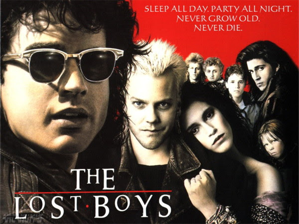 The Lost Boys - La película preferida de Mini-Fu