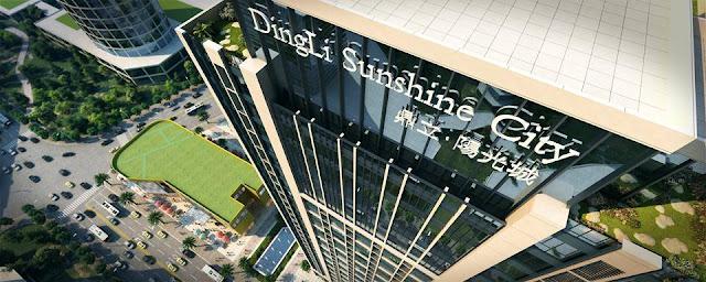 Le projet du complexe Ding Li Sunshine City