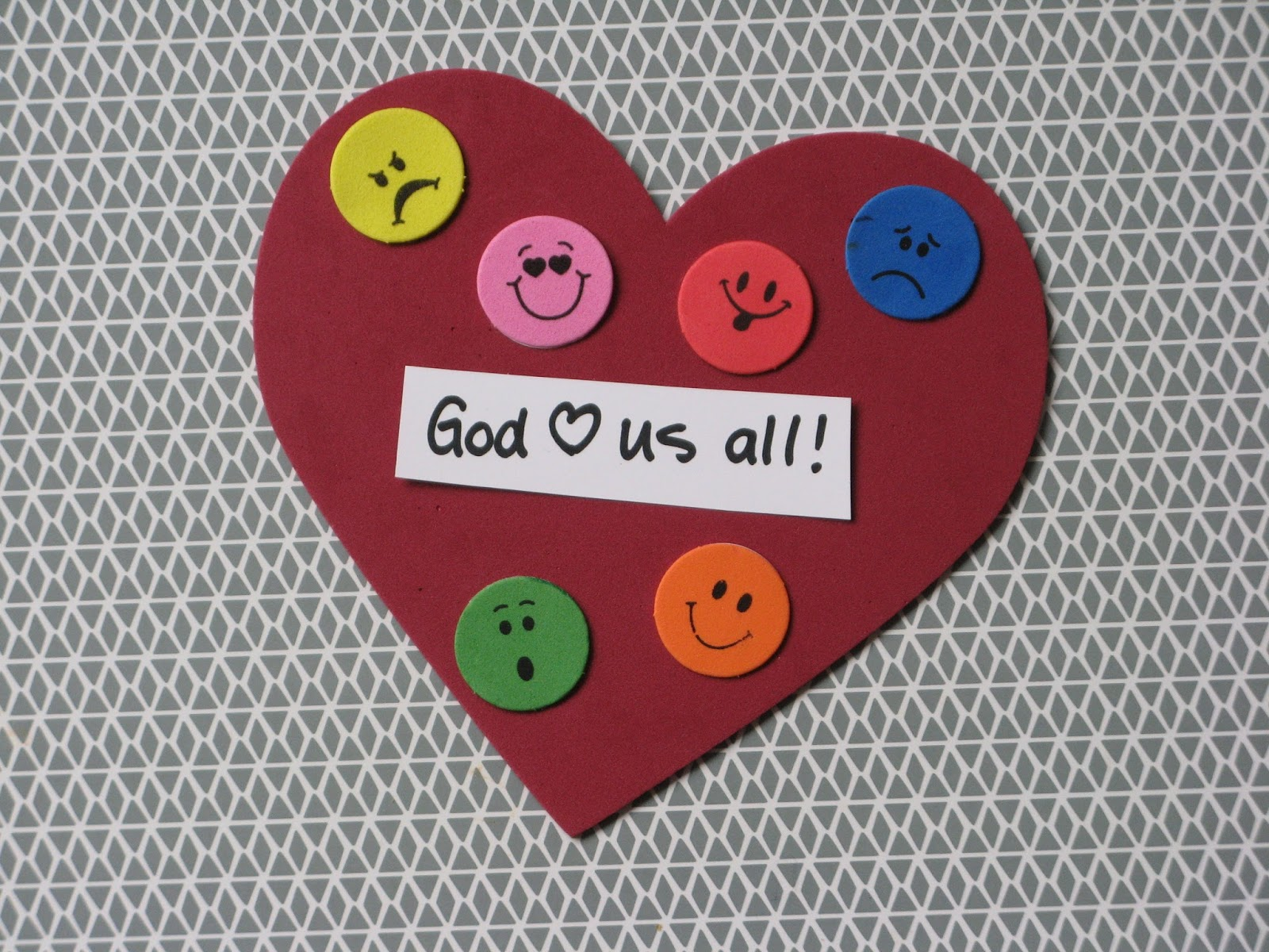 Miscellany Of Randomness Love Your Enemies Quick Crafts