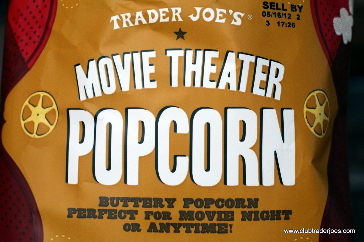Trader Joe S Movie Theater Popcorn Club Trader Joe S